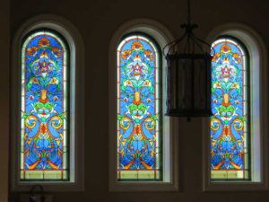 Residence Stained Glass windows
