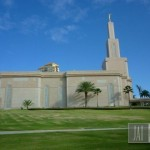 Latter-Day Saints Temple in Santo Domingo