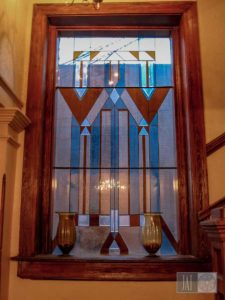 marion block opera house stained glass
