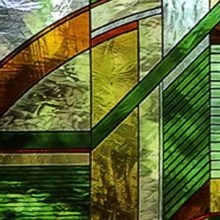 for the love of stained glass design frank lloyd wright
